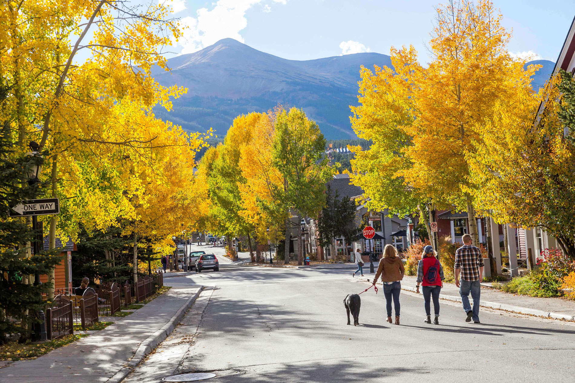 Things to do in Fall in Breckenridge
